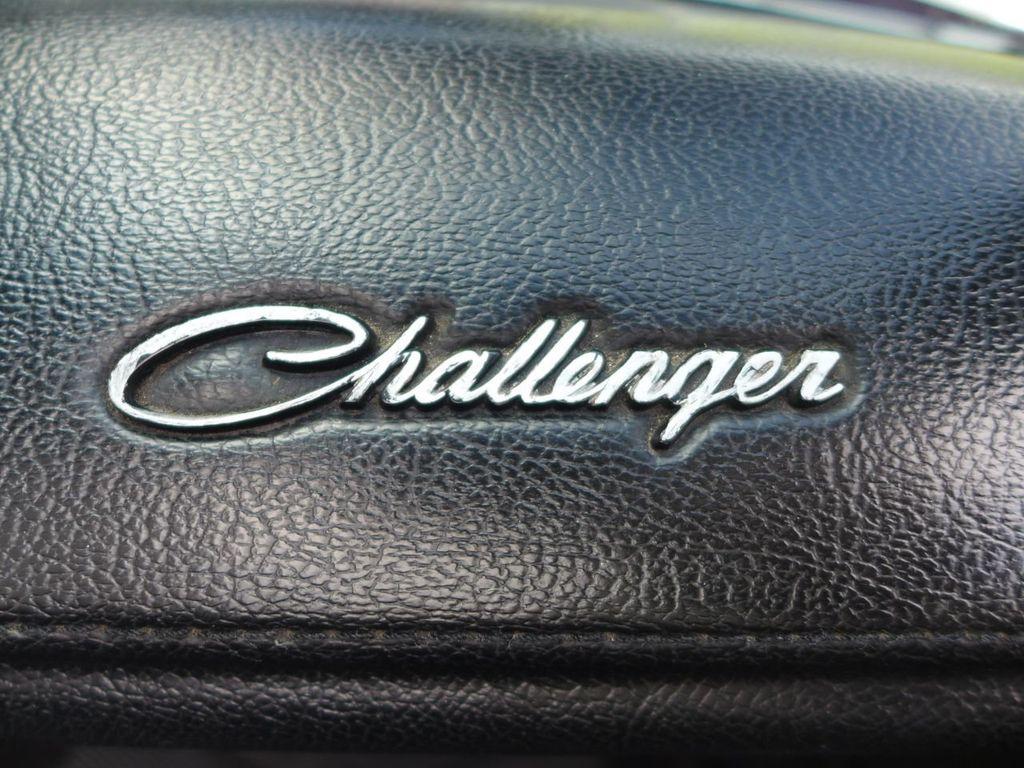 1970 Dodge Challenger R/T  - 18908445 - 39