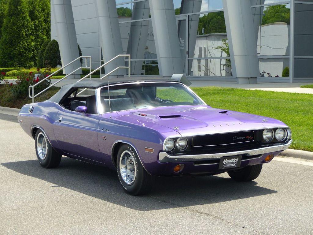 1970 Dodge Challenger R/T  - 18908445 - 70