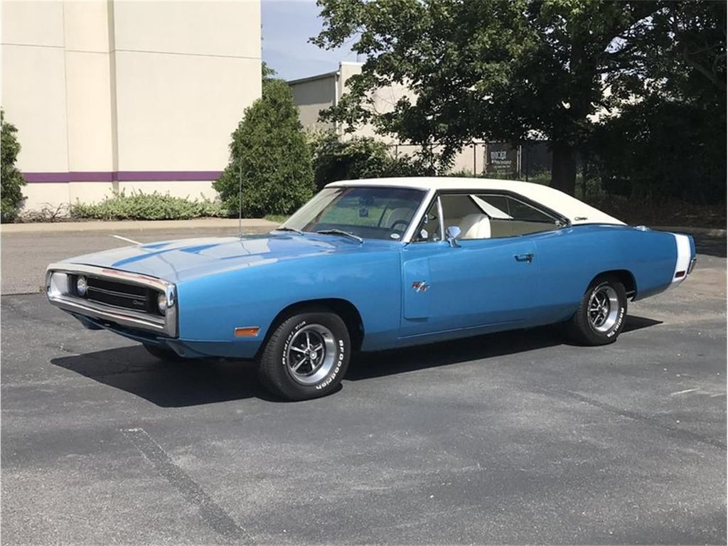 1970 Dodge Charger RT - 17594402 - 0