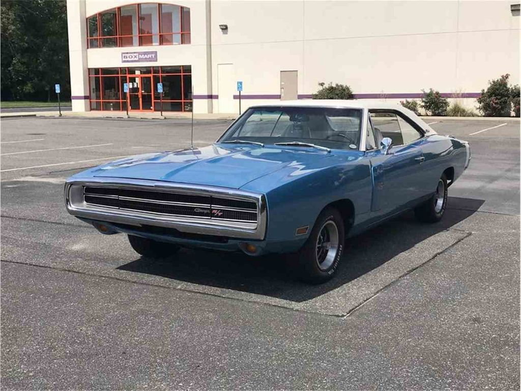 1970 Dodge Charger RT - 17594402 - 1