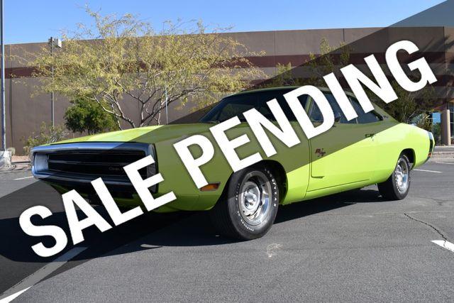 1970 Dodge Charger Rt Coupe For Sale Phoenix Az 109 995