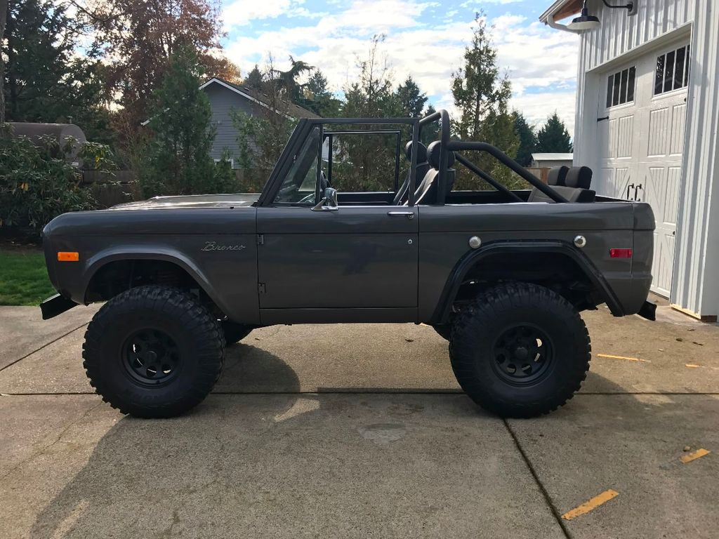 1970 Used Ford Bronco At Highline Classics Serving Wilsonville Or Lifted 16272354 4
