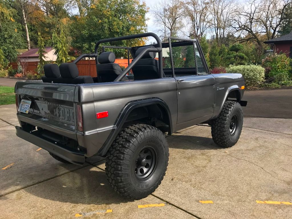 1970 Ford Bronco  - 16272354 - 6