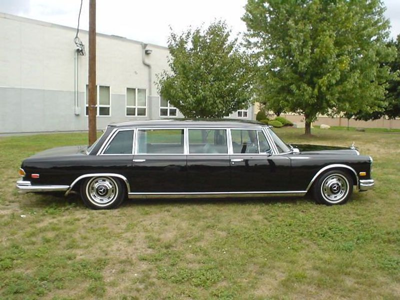 1970 Used Mercedes Benz 600 Pullman Lwb At Find Great Cars