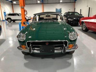 1970 MG MGB  Coupe