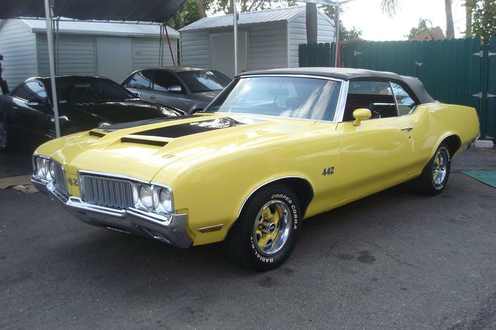 Used Cars West Palm Beach >> 1970 Used Oldsmobile Cutlass 442 Convertible at Presidential Auto Sales, Service and Leasing ...