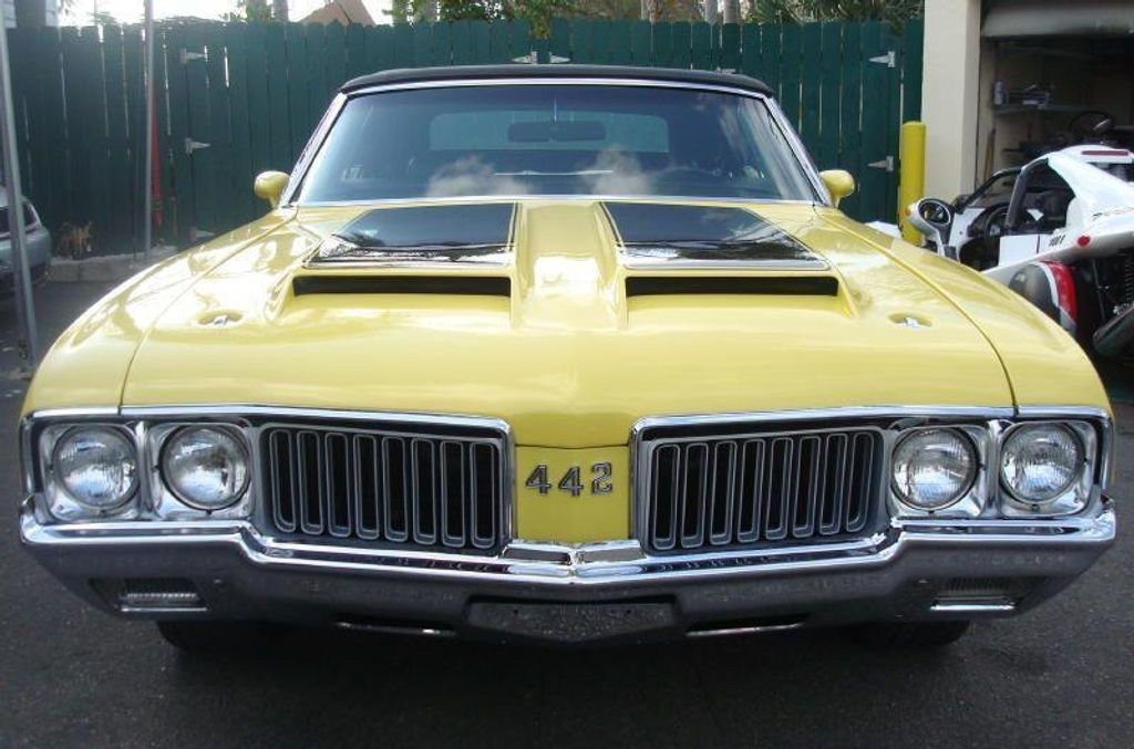 Presidential Auto Sales >> 1970 Used Oldsmobile Cutlass 442 Convertible at Presidential Auto Sales, Service and Leasing ...