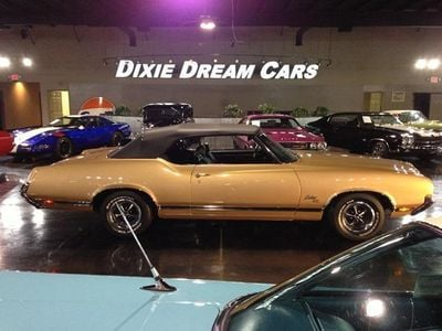 1970 Oldsmobile Cutlass Supreme SX SOLD Convertible
