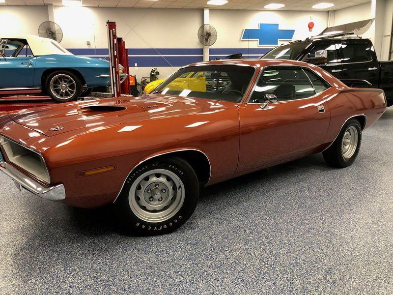1970 Plymouth Cuda 440-6 Pac - 8729576 - 0
