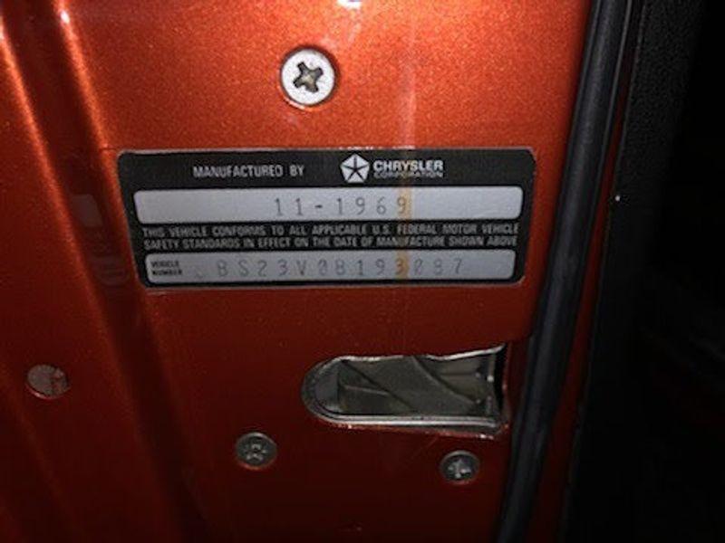 1970 Plymouth Cuda 440-6 Pac - 8729576 - 99