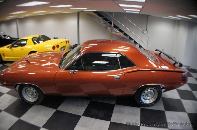 1970 Plymouth Cuda 440-6 Pac - 8729576 - 10