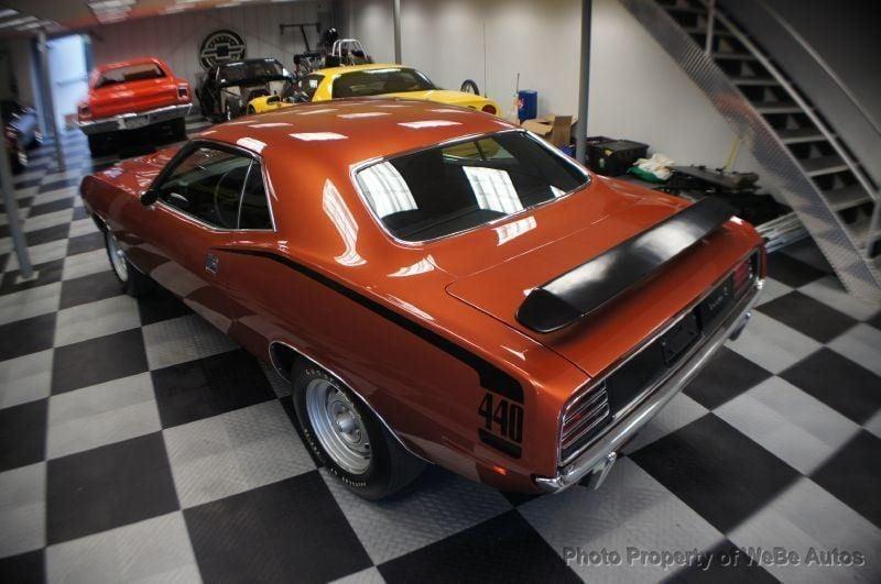 1970 Plymouth Cuda 440-6 Pac - 8729576 - 11