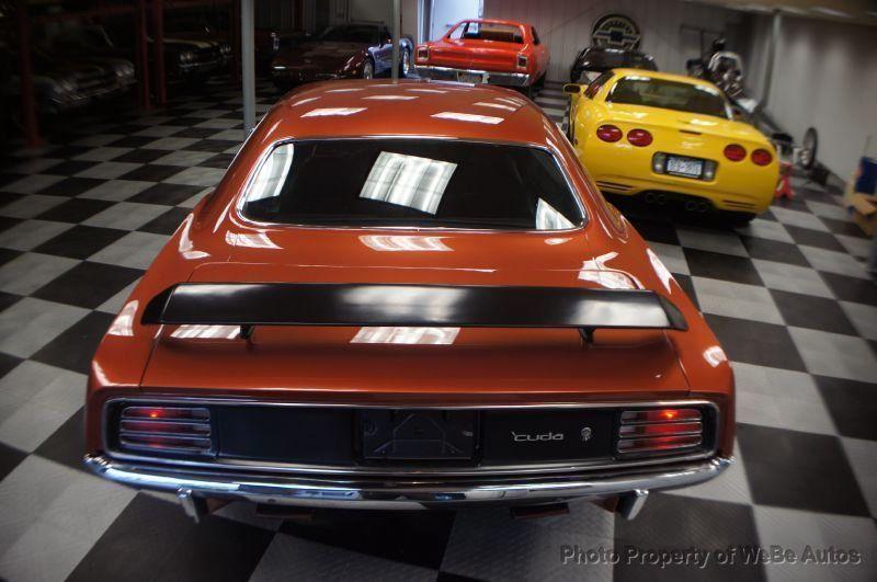 1970 Plymouth Cuda 440-6 Pac - 8729576 - 12