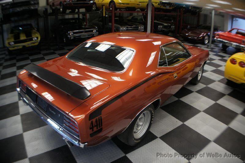 1970 Plymouth Cuda 440-6 Pac - 8729576 - 13