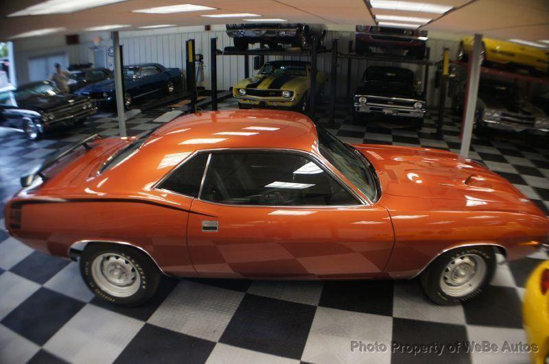 1970 Plymouth Cuda 440-6 Pac - 8729576 - 14
