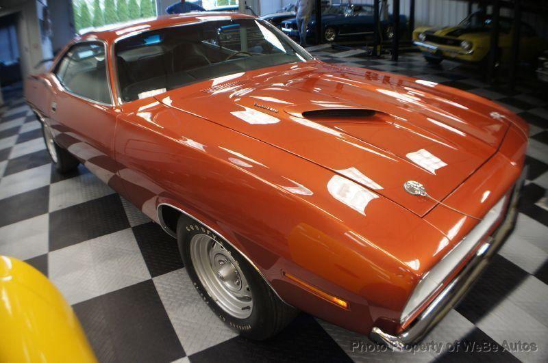 1970 Plymouth Cuda 440-6 Pac - 8729576 - 15