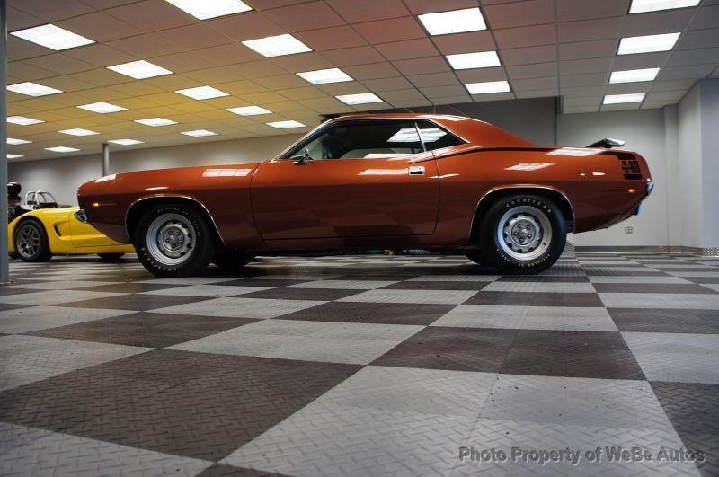 1970 Plymouth Cuda 440-6 Pac - 8729576 - 18