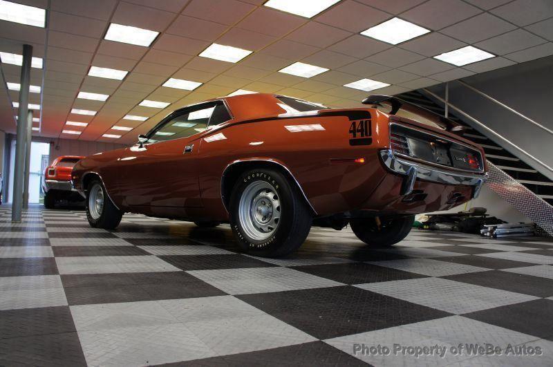 1970 Plymouth Cuda 440-6 Pac - 8729576 - 19