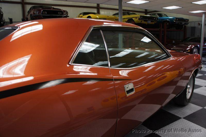 1970 Plymouth Cuda 440-6 Pac - 8729576 - 22