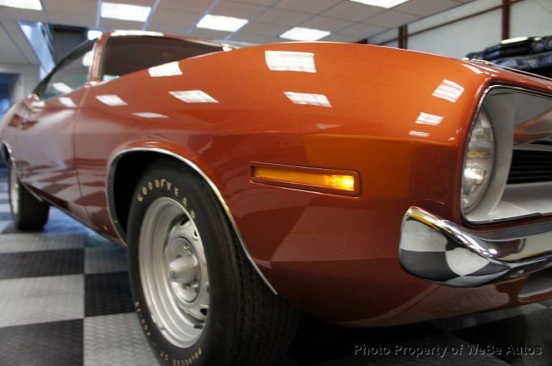 1970 Plymouth Cuda 440-6 Pac - 8729576 - 25