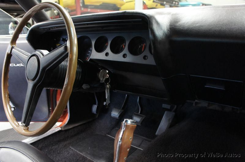 1970 Plymouth Cuda 440-6 Pac - 8729576 - 52
