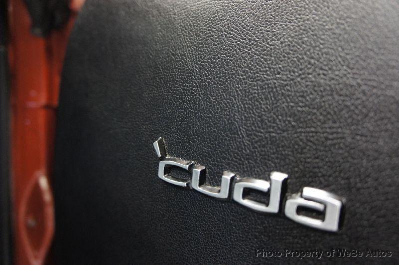 1970 Plymouth Cuda 440-6 Pac - 8729576 - 57