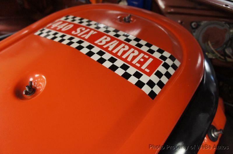 1970 Plymouth Cuda 440-6 Pac - 8729576 - 62