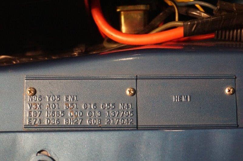 1970 Plymouth Hemi Cuda  - 16542907 - 65