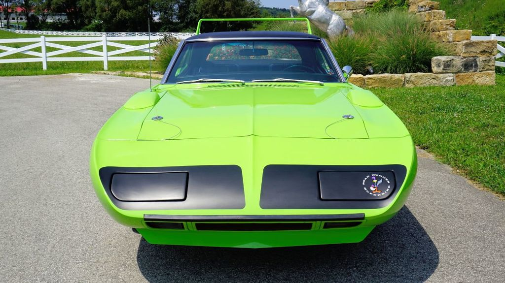 1970 Plymouth Superbird Real Deal For Sale - 17478394 - 9