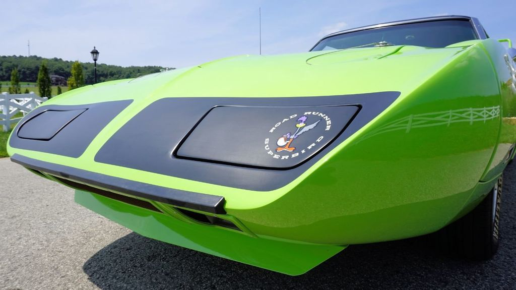 1970 Plymouth Superbird Real Deal For Sale - 17478394 - 10