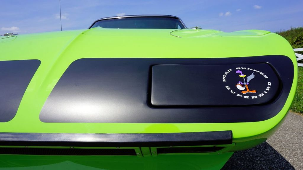 1970 Plymouth Superbird Real Deal For Sale - 17478394 - 11