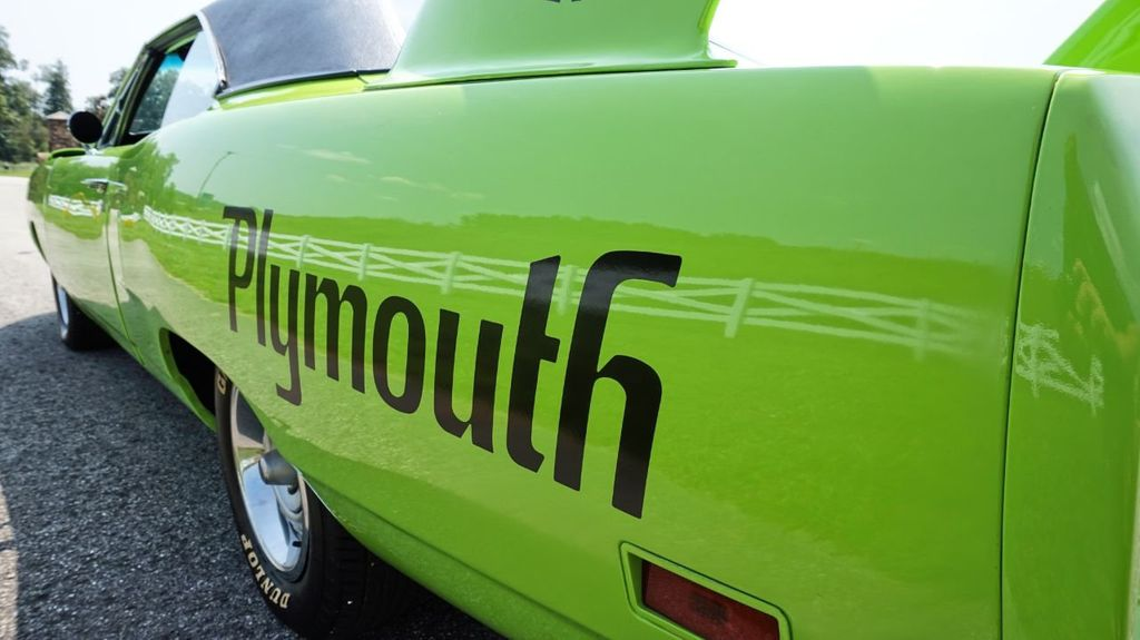 1970 Plymouth Superbird Real Deal For Sale - 17478394 - 15