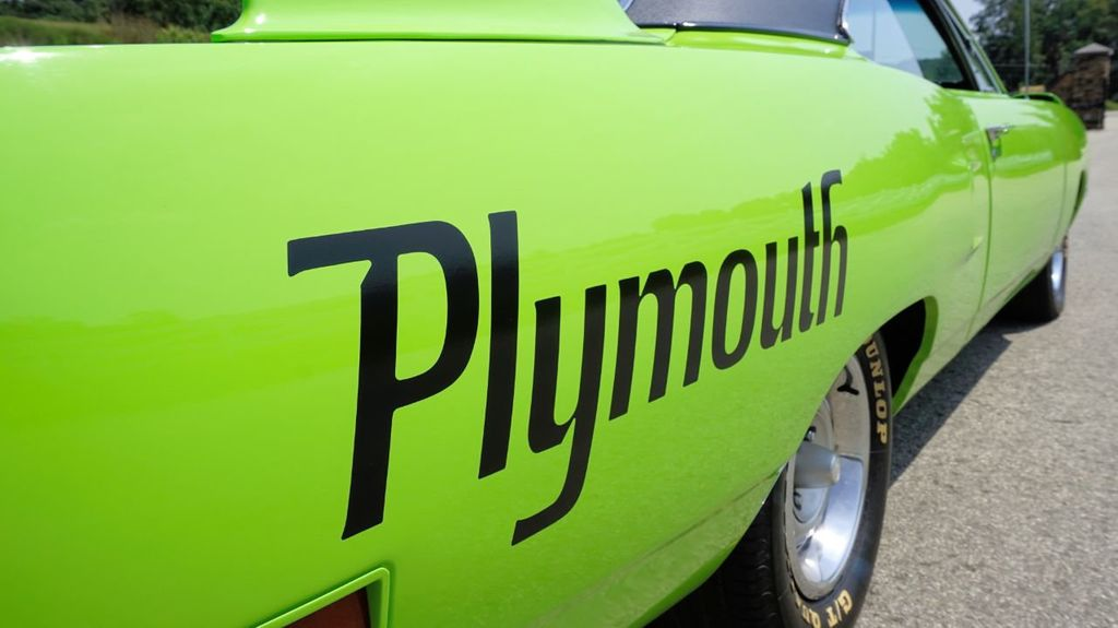1970 Plymouth Superbird Real Deal For Sale - 17478394 - 16