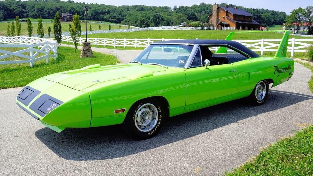 1970 Plymouth Superbird Real Deal For Sale - 17478394 - 1