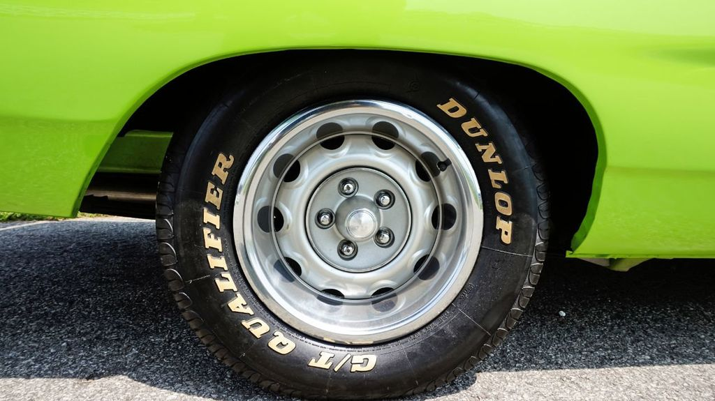 1970 Plymouth Superbird Real Deal For Sale - 17478394 - 27