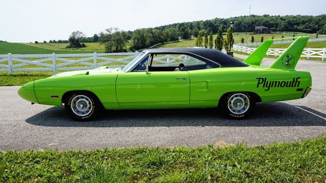 Superbird plymouth for sale
