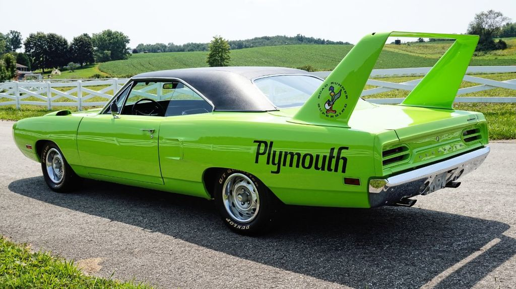 1970 Plymouth Superbird Real Deal For Sale - 17478394 - 3
