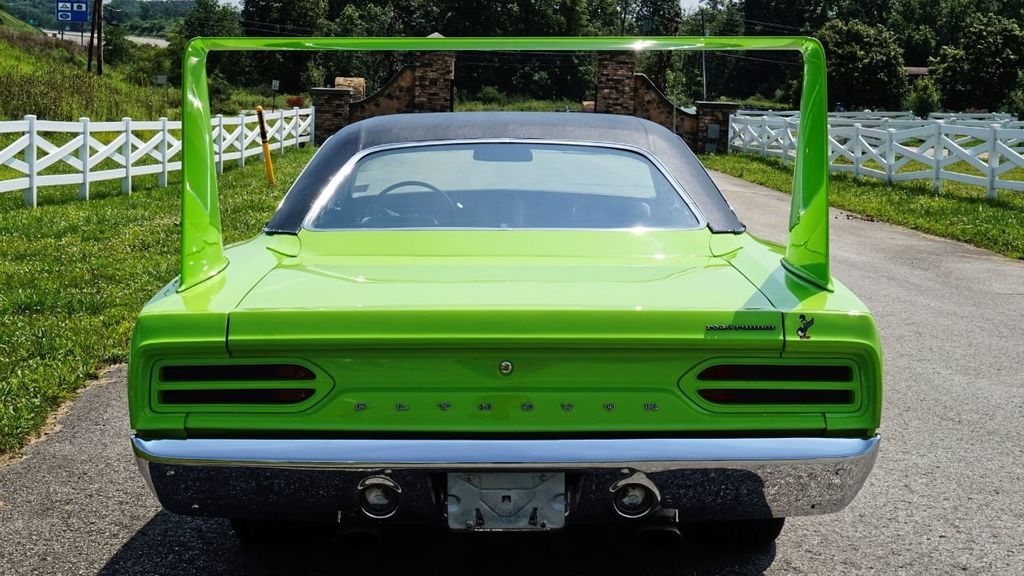 1970 Used Plymouth Superbird Real Deal For Sale at WeBe Autos ...
