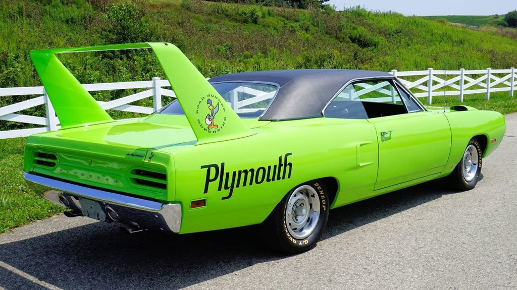 1970 Plymouth Superbird Real Deal For Sale - 17478394 - 5