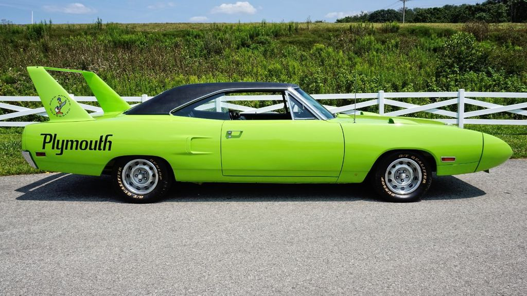 1970 Plymouth Superbird Real Deal For Sale - 17478394 - 6