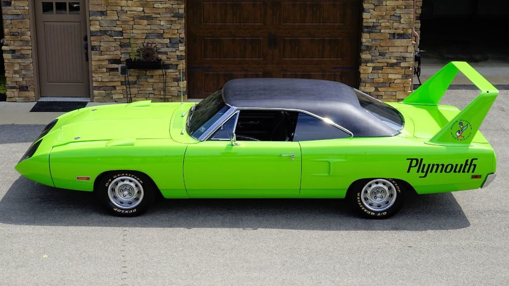 1970 Plymouth Superbird Real Deal For Sale - 17478394 - 7