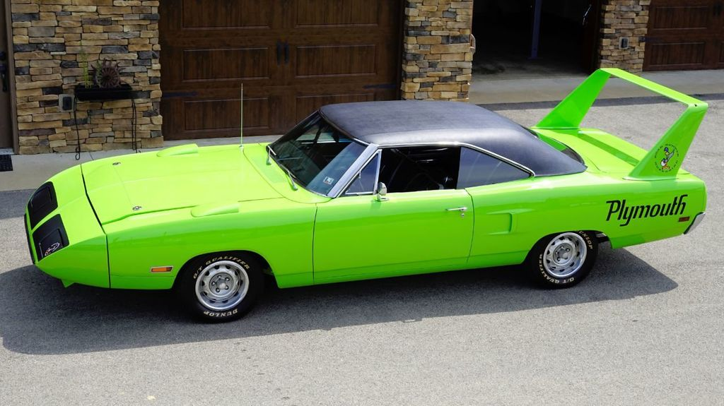 1970 Plymouth Superbird Real Deal For Sale - 17478394 - 8