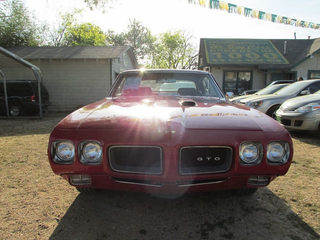 1970 Pontiac Gto Not Specified For Sale San Antonio Tx 17500