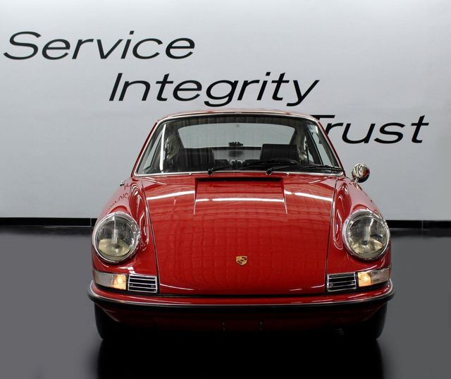 1970 Used Porsche 911 T At Victory Motorcars Serving