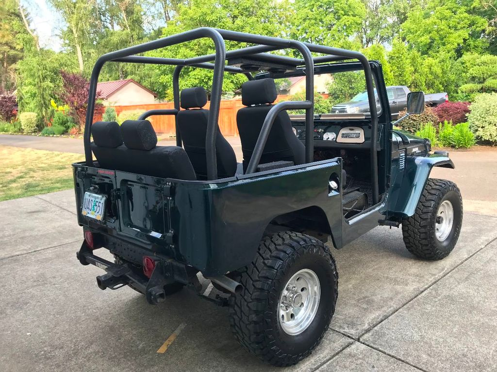 1970 Toyota FJ40 Land Cruiser LS 5.3 Vortec mated to an Automatic! - 17749475 - 9