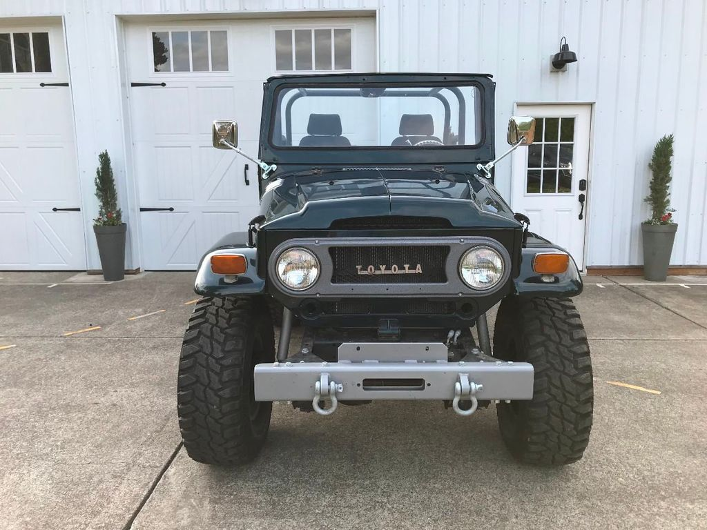 1970 Toyota FJ40 Land Cruiser LS 5.3 Vortec mated to an Automatic! - 17749475 - 10