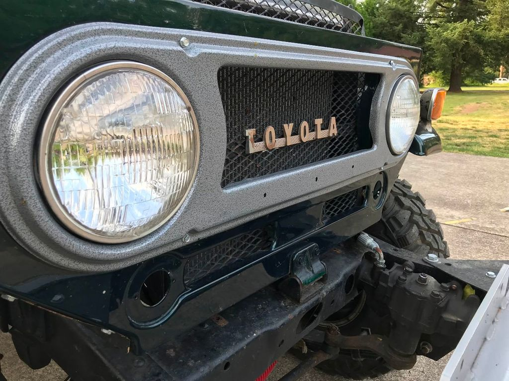 1970 Toyota FJ40 Land Cruiser LS 5.3 Vortec mated to an Automatic! - 17749475 - 12