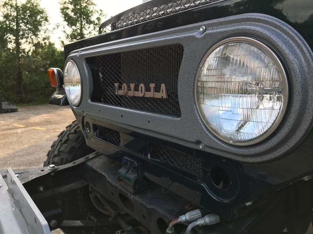 1970 Toyota FJ40 Land Cruiser LS 5.3 Vortec mated to an Automatic! - 17749475 - 13