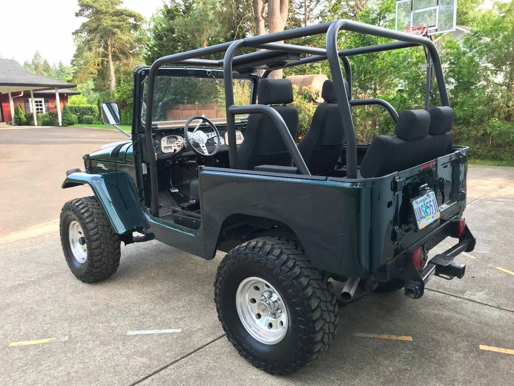 1970 Toyota FJ40 Land Cruiser LS 5.3 Vortec mated to an Automatic! - 17749475 - 8