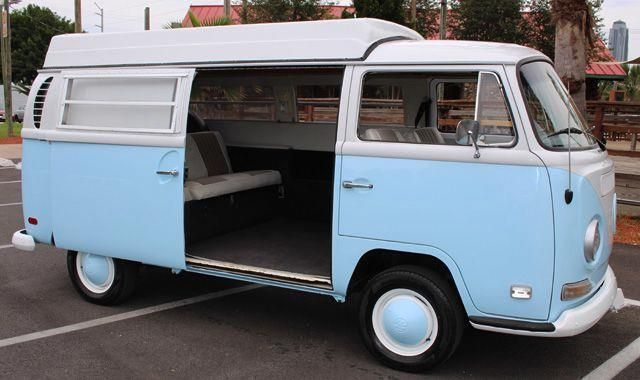 1970 Used Volkswagen Transporter Campmobile At Victory